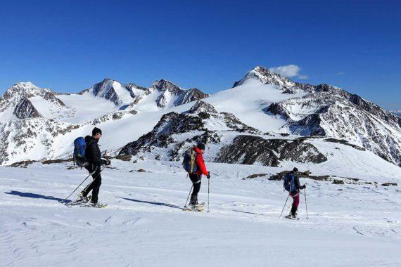 Schneeschuhtour Similaun