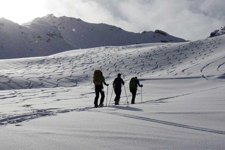 Skitour Naturpark Texelgruppe